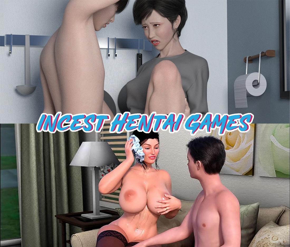 Hentai incest 'I was